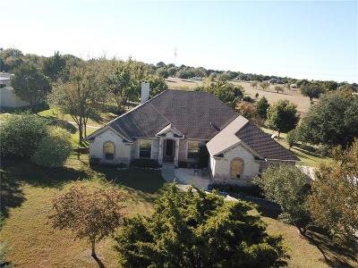 Weatherford Single Family Home Active Contingent: 2506 Erica Court