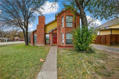 Mesquite Single Family Home For Sale: 2147 Nectar Drive