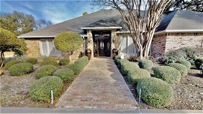 Granbury Single Family Home For Sale: 7510 Ravenswood Road