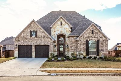 Flower Mound Single Family Home For Sale: 1755 Hunters Lane
