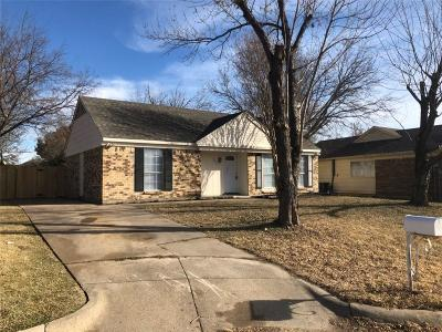 Fort Worth Single Family Home For Sale: 7008 Moss Rose Court