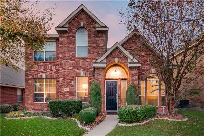 Frisco Single Family Home For Sale: 12153 Hawk Creek Drive