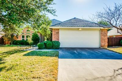 Lewisville Single Family Home For Sale: 920 Dallas Lane