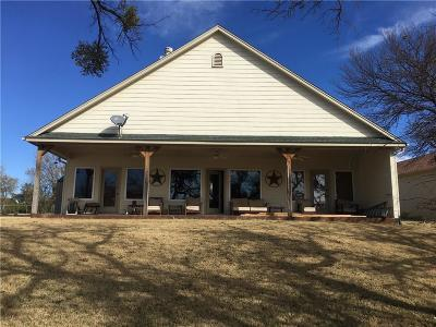 Graford Single Family Home For Sale: 1521 McAdams Road