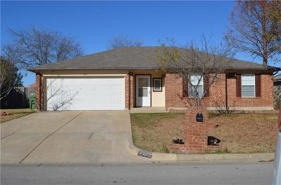 Arlington TX Single Family Home For Sale: $175,000