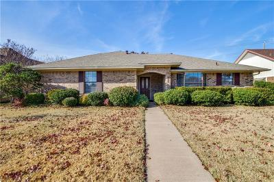 Denton Single Family Home For Sale: 3601 Pheasant Hollow