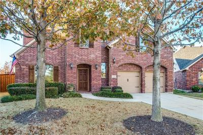 Mckinney Single Family Home For Sale: 7305 Lawndale Court