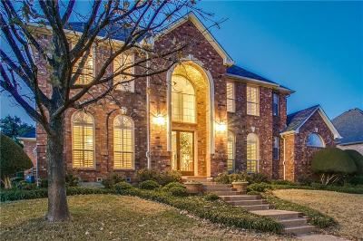 Irving Single Family Home For Sale: 2413 Creekside Circle S