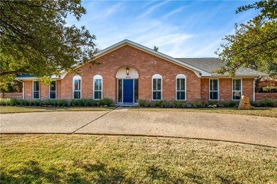 Richardson Single Family Home Active Option Contract