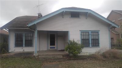 Dallas Single Family Home For Sale: 2021 California Drive