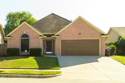 Fort Worth Single Family Home For Sale: 2988 Thames