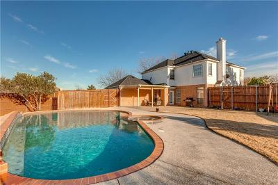Lewisville Single Family Home For Sale: 1922 Knobb Hill Court