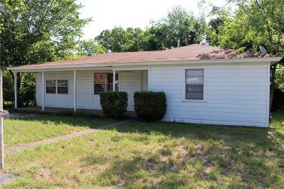 Springtown Single Family Home For Sale: 214 N Main Street