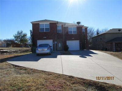 Princeton Multi Family Home For Sale: 929 Parkplace Ridge
