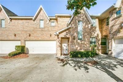 Allen Townhouse For Sale: 706 S Jupiter Road #1806