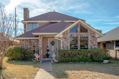 Mesquite Single Family Home For Sale: 1536 Copper Meadow Drive