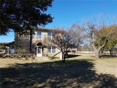 Cleburne Single Family Home For Sale: 108 McAnear Street