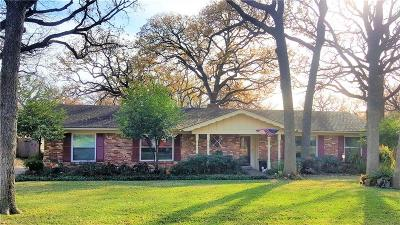 Fort Worth Single Family Home For Sale: 7304 Monterrey Drive