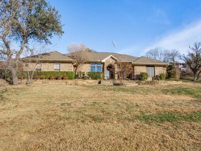 Aledo Single Family Home For Sale: 114 Lakeview Drive