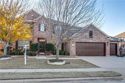 Fort Worth Single Family Home For Sale: 12409 Angel Food Lane