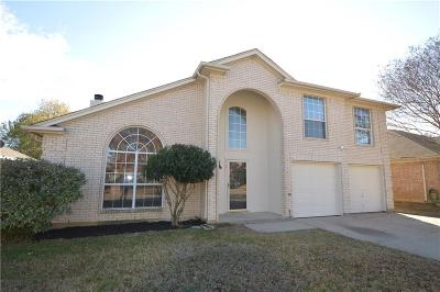 Arlington Single Family Home For Sale: 4204 Highgrove Drive
