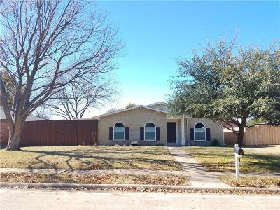 Plano Single Family Home For Sale: 6505 Osage Trail