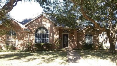 North Richland Hills Single Family Home For Sale: 7605 Silverleaf Drive