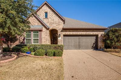 Lewisville Single Family Home For Sale: 425 Brutus Boulevard