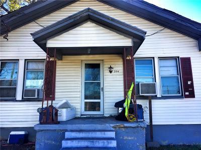 Dallas Single Family Home For Sale: 204 E Neely Street