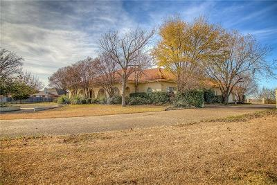 Mesquite Single Family Home Active Option Contract: 2727 Pioneer Road
