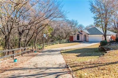 Lake Dallas Single Family Home For Sale: 302 Georgian Oak Court