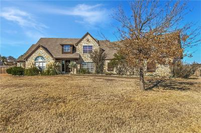 Fort Worth Single Family Home For Sale: 15850 White Settlement Road