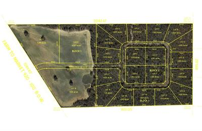 Poolville Residential Lots & Land For Sale: Lot 8 Timbers Circle