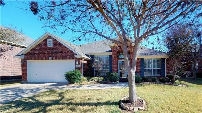 Flower Mound Single Family Home Active Option Contract: 3300 Cottrell Drive
