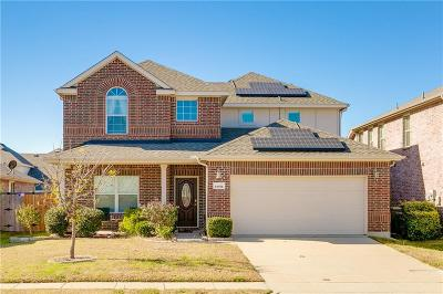 Forney Single Family Home For Sale: 2031 Brackettville