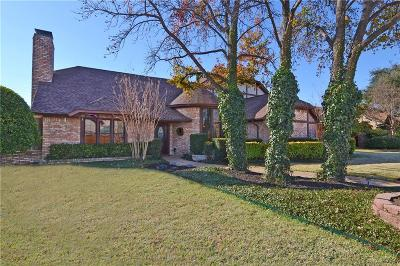Plano Single Family Home For Sale: 3604 Stagecoach Trail
