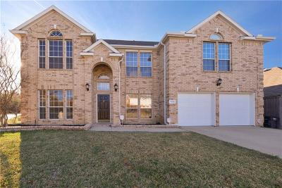 Fort Worth Single Family Home For Sale: 7525 Sweet Meadows Drive