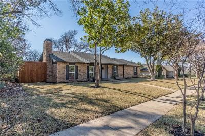 Single Family Home Active Option Contract: 6604 Hillbriar Drive