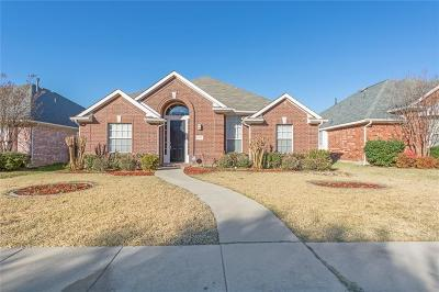 Allen Single Family Home For Sale: 2028 Greenfield Lane