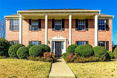 Plano Single Family Home For Sale: 4309 Jeker Drive