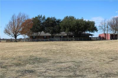 Terrell Single Family Home For Sale: 15301 County Road 322