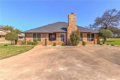 Granbury Single Family Home For Sale: 5000 Elms Court