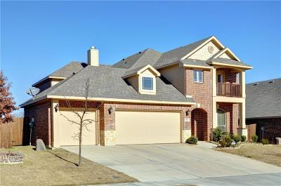 Johnson County Single Family Home For Sale: 806 Rockcress Drive