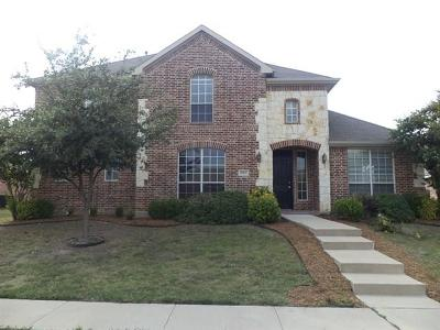 Rowlett Residential Lease For Lease: 6801 Essex Drive