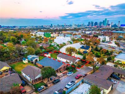 Dallas Residential Lots & Land For Sale: 1017 Folsom Street
