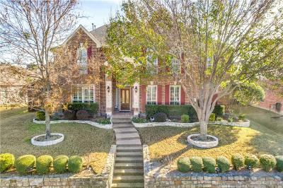 Plano Single Family Home For Sale: 4312 Tall Oak Lane