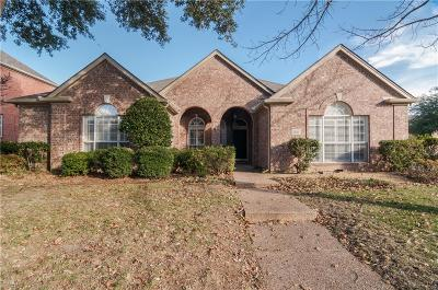 Carrollton Single Family Home For Sale: 2220 Everglade Court