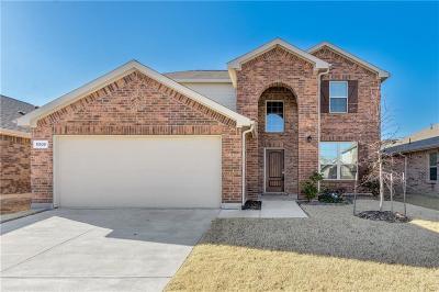 Frisco Single Family Home For Sale: 11509 Aquilla Drive