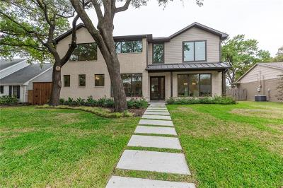 Richardson Single Family Home For Sale: 327 Crestover Drive
