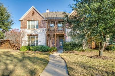 Frisco Single Family Home For Sale: 11084 Coralberry Drive